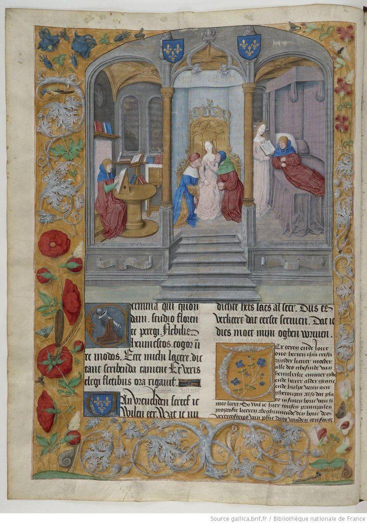 Boèce, de Consolatione Philosophiae , texte latin avec traduction et commentaires en flamand