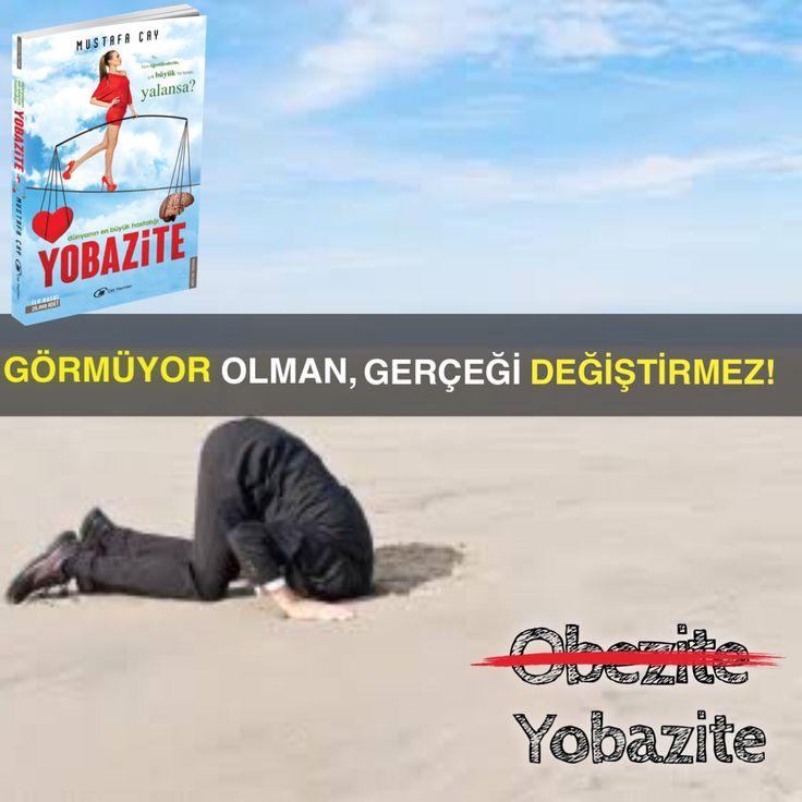 Görmüyor olman, gerçeği değiştirmez!  #Yobazite  http://m.kitapyurdu.com/index.php?route=products/productdetail&product_id=383924