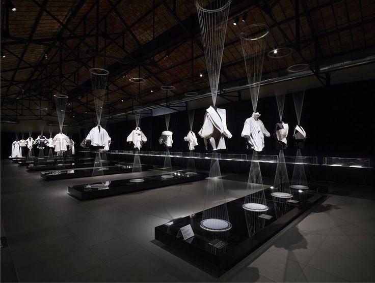 THE WHITE SHIRT. GIANFRANCO FERRé, Textile Museum, Prato, Italy, Guicciardini&Magni Architetti - studio associato