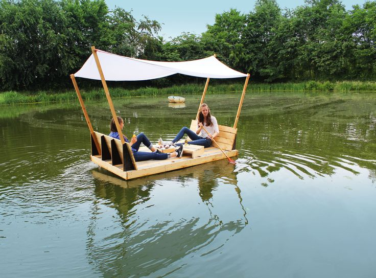 how to build homemade raft
