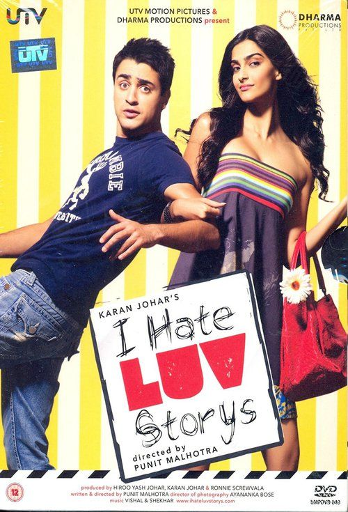 Watch I Hate Luv Storys (2010) Full Movie Online Free