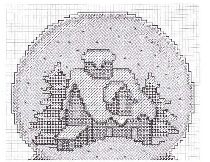 Snow Globe 1/3