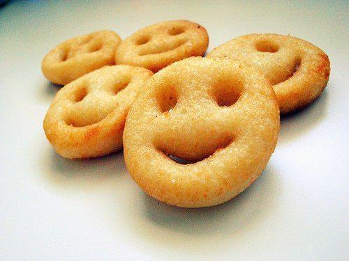 Smiley faces yum !!