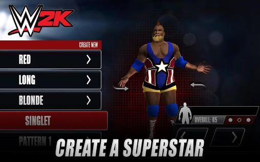Descarga gratuita del juego WWE 2K  para Android. Consigue la versión completa de la aplicación apk de WWE 2K para tabletas y teléfonos Android.