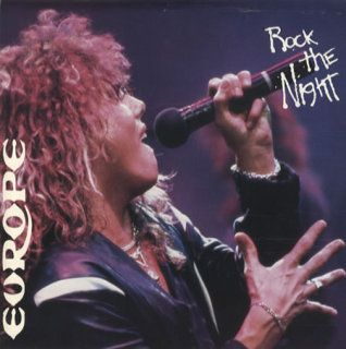 34 best Rock The Night! images on Pinterest   Joey tempest. Europe band and Band