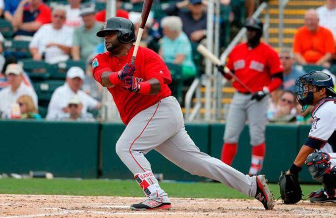 Medias Rojas de Boston retrasan la vuelta de Pablo Sandoval #Beisbol #Deportes