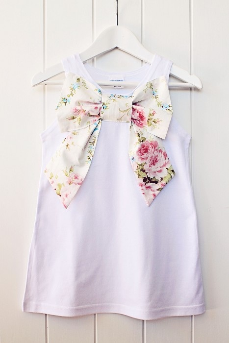 Darling Bow Dress  by oopsidaisi on madeit