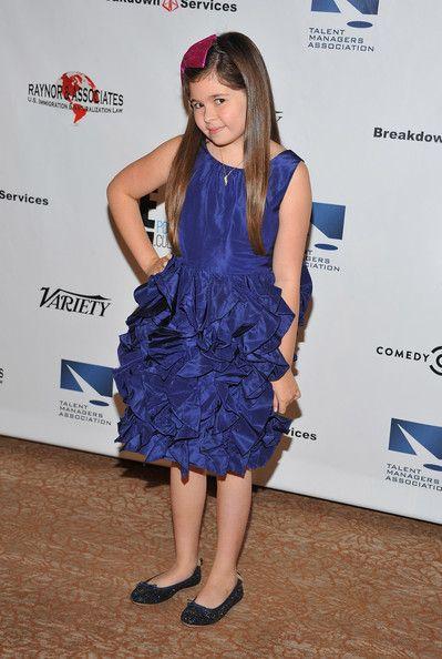 Addison Riecke - Talent Managers Association's Heller Awards