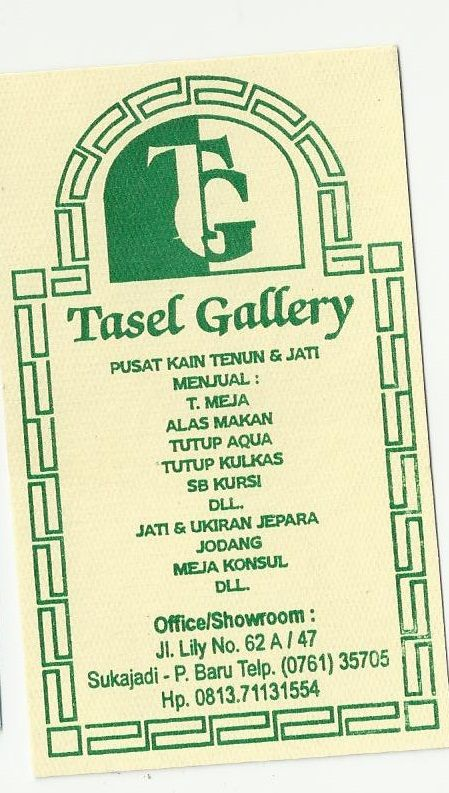 Tasel Gallery