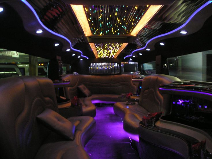 Clean Sophisticated Limo Interior Interiors Pinterest Limo