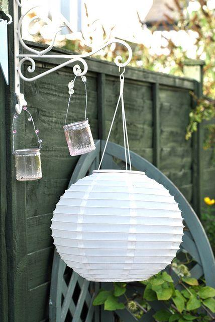 solar powered lantern - Solar Powered Lanterns