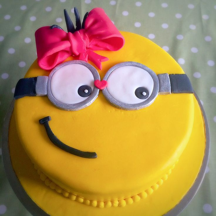 1000 Ideas About Minion Cupcakes On Pinterest Minion