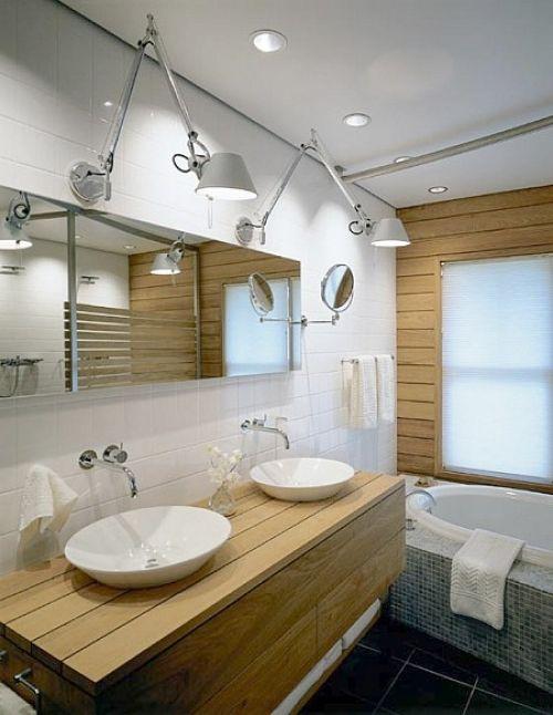 Как организовать освещение в ванной комнате   Строительный портал