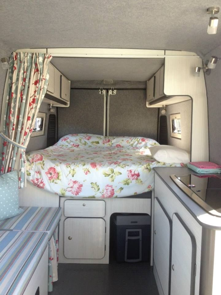 Citroen Relay campervan conversion | West Country Campervans