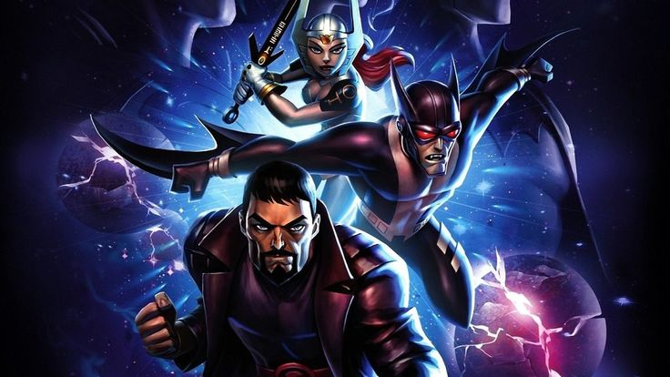 Justice League: Gods and Monsters, 2015 animation movie wallpaper
