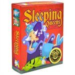 Imagine a place where there?s a queen of all pancakes, a king of cookies and a pack of over-protective dragons? If this sounds like something out of a dream, it actually is! Sleeping Queens was invented by 6-year-old Miranda Evarts, who thought up the game one night when she couldn?t fall asleep. She awoke the next morning and with help from her older sister, Madeleine and her parents, Denise and Max created this wonderfully whimsical world of napping nobles. As you immerse yourself in the…