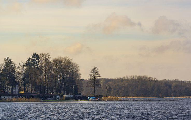 Raduń - Raduń lake in Wałcz