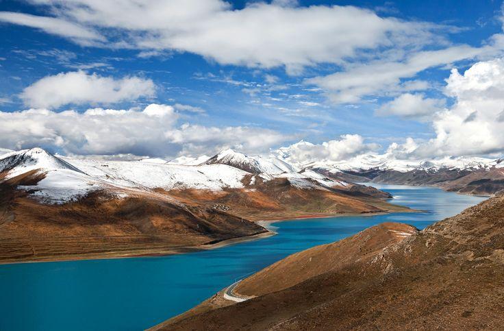 Meer in Tibet