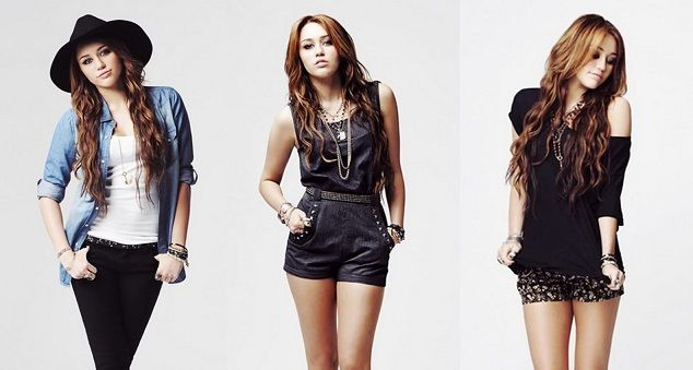 Old Miley Cyrus collection