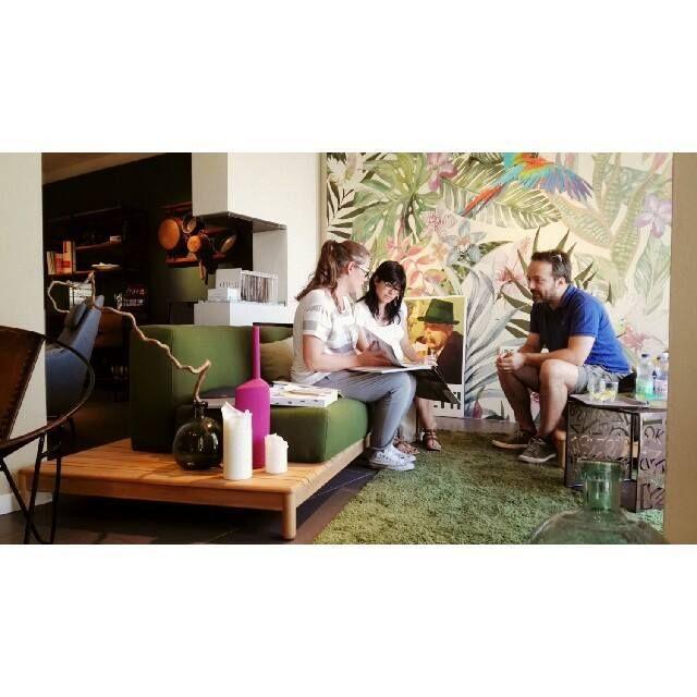 Questa mattina abbiamo #progettato la cameretta ma nel nostro #giardino interno. #RizziDesignStaff - http://ift.tt/1FeLg8p