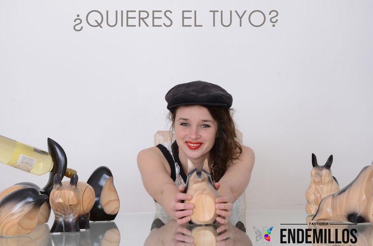 Endemillos de Susana Herrera & Factoriadesign