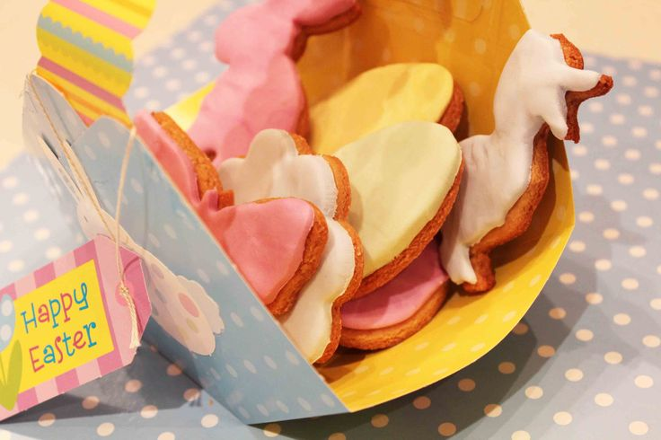 Easter biscuits!