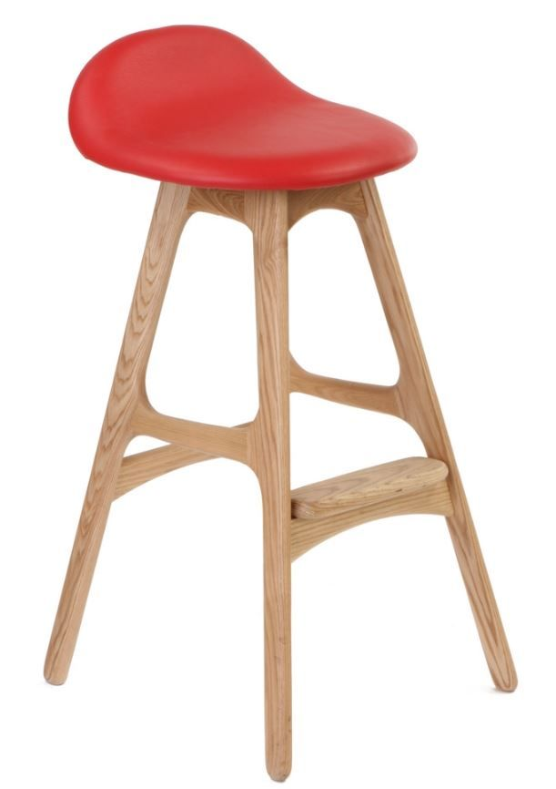 Inspirational Red Rustic Bar Stools