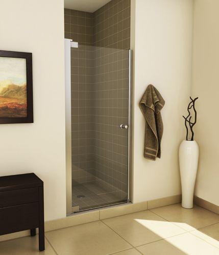 Les 25 meilleures id es de la cat gorie portes de douche for Porte de douche sans cadre
