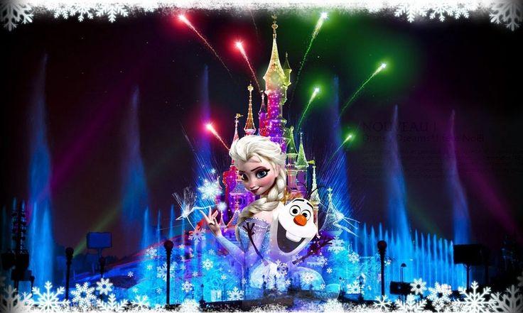 Disney Frozen Elsa Edible Image Sugar Frosting Sheet Cake Topper | eBay