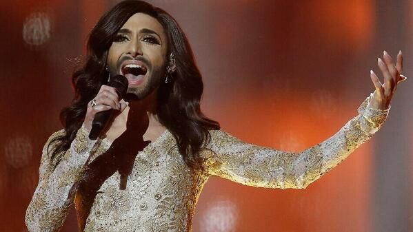 Conchita Wurst (6 Nov 1988), the winner of 2014 ESC in Copenhagen, Denmark... is (s)he female / male?!;-D http://en.wikipedia.org/wiki/Conchita_Wurst Now I know why everyone said es geht um die Wurst;-D Her/his name:Wurst,not sausage inGerman;-D BILD am SONNTAG ‏@BILDamSonntag : Wir haben es prophezeit: Herzlichen Glückwunsch an #ConchitaWurst #ESC #Wienwirkommen pic.twitter.com/2e4d7v69P4