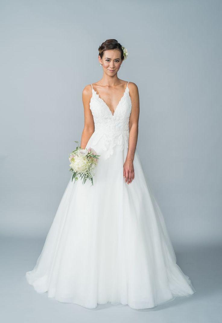 64 Best Images About Bridal Gowns Lis Simon On Pinterest
