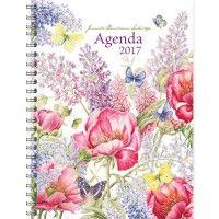 Janneke Brinkman Bureau agenda sering 2017. Onder andere te koop bij www.kalenderwinkel.com en in de boekhandel