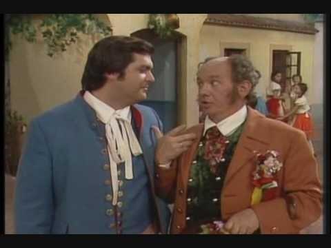 """Prodaná nevěsta/ Bartered Bride - Duett """"Znám jednu dívku, ta má dukáty""""..."""