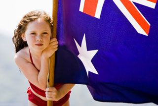Printable Australia Day activities for the kids