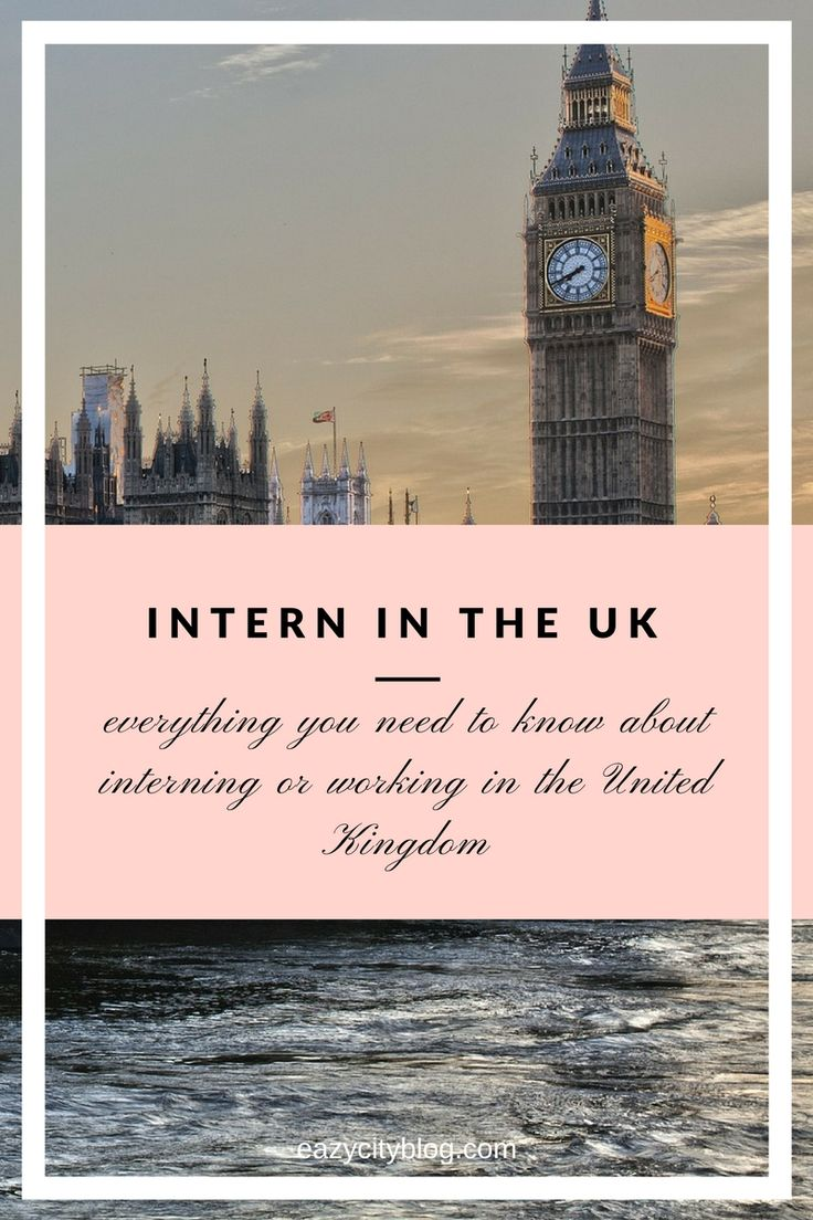 If you're thinking of moving to the UK to work or intern you need to read this article. Our contributor is sharing her top tips on how she made the move without any trouble.
