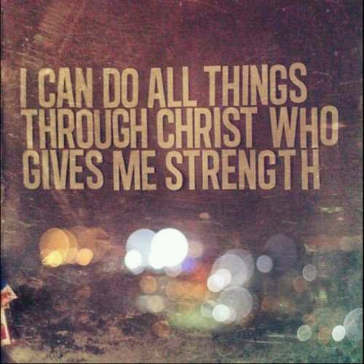 In Christ!