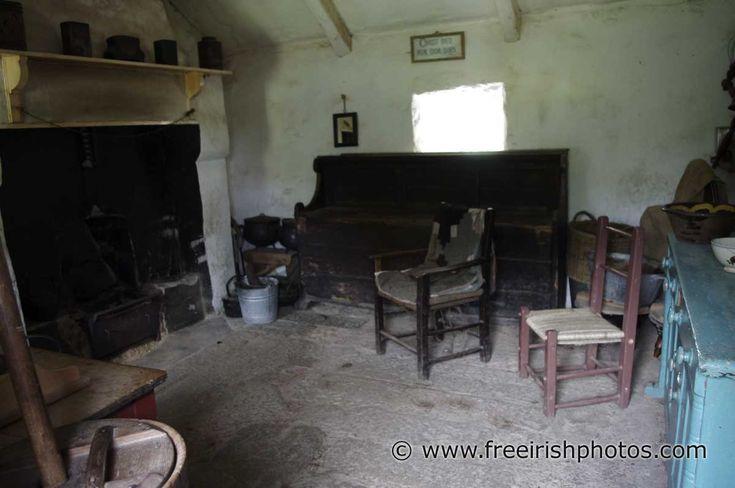 Old cottage kitchen | Irish cottage kitchen | Pinterest ...