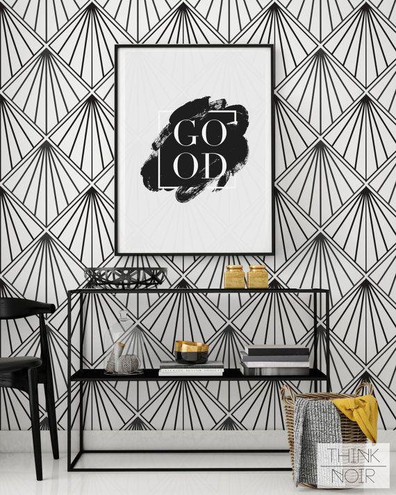 25 beste idee n over art deco kamer op pinterest art deco interieurs art deco afdrukken en - Deco trend kamer ...