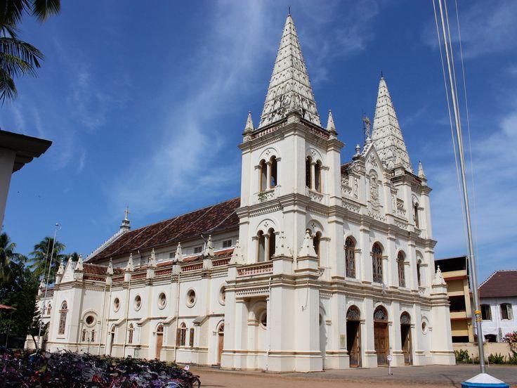cochin santa cruz basilica
