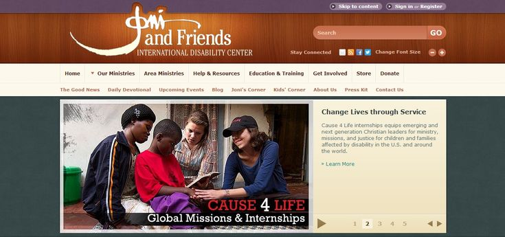 Boost Your Ministry (Pty) Ltd – Joni and Friends – International Disability Centre