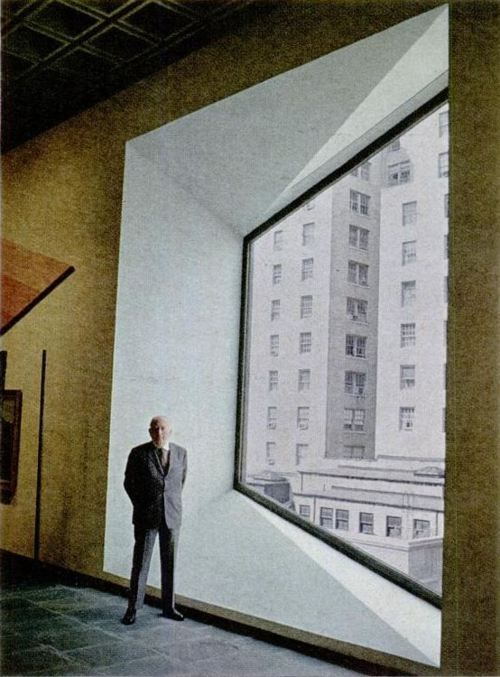 marcin-kowalski:   Marcel Breuer in LIFE 1966