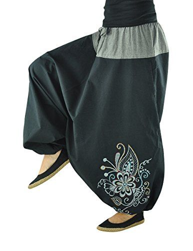 cool virblatt – Haremshose Damen Hippie Kleidung Yoga Kleidung – Nachtschattengewächs bk Check more at https://designermode.ml/shop/77028031-bekleidung/virblatt-haremshose-damen-hippie-kleidung-yoga-kleidung-nachtschattengewaechs-bk/