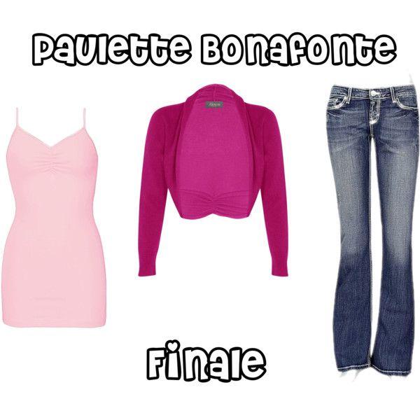 Paulette Bonafonte - Polyvore