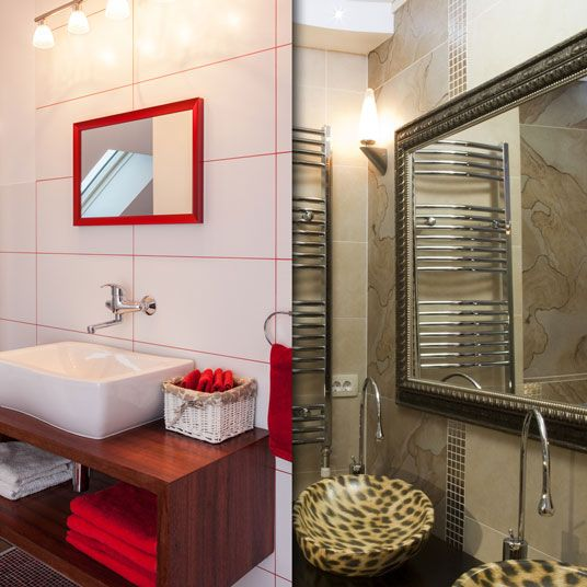 Custom Made Bathroom Mirrors To Fit Any Theme And Style