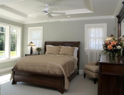 New York Solid Slate Frame Bed