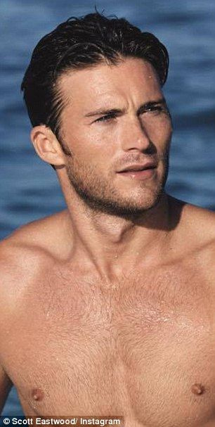 I think he has a good 'Alek' look - has to keep the hint of a beard. And nice to see chest hair! #BirthRightTrilogy