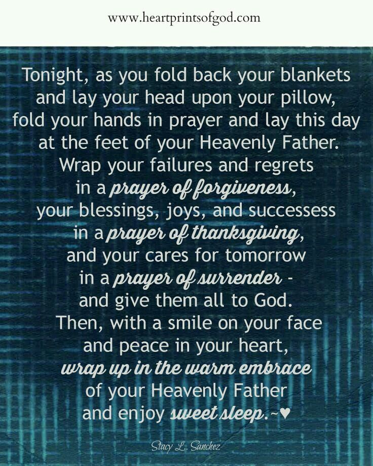 Love all of you. Sleep Tight in Jesus's love.