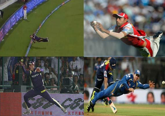 The 10 best catches of Indian Premier League