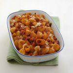 Scopri su Sale&Pepe la ricetta delle pipe con salsiccia, un gustoso primo piatto di pasta dal sapore rustico, con ragù di pomodoro e salsiccia