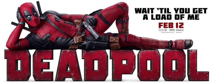Deadpool: Movie Review #MovieFloss http://moviefloss.com/deadpool-movie-review/